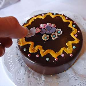Learn to Decorate Sachertorte Experience