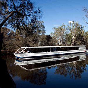 Perth's Famous Wine Cruise