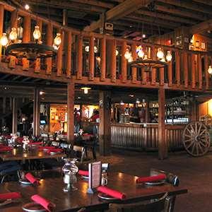 Western Dinner at Rustler's Rooste
