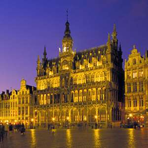 Discover Brussels at Night