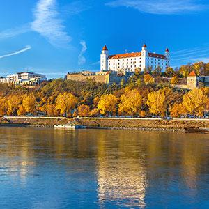 Bratislava, Jewel of Slovakia
