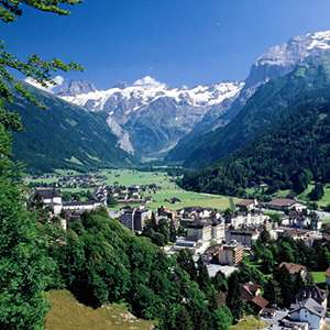 Engelberg, Angel of the Alps