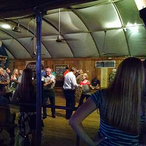 Cajun Dinner and Dancing Lessons