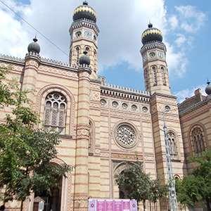 Budapest's Jewish Heritage