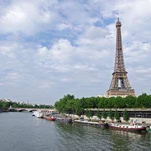 Seine Cruise and Montmartre
