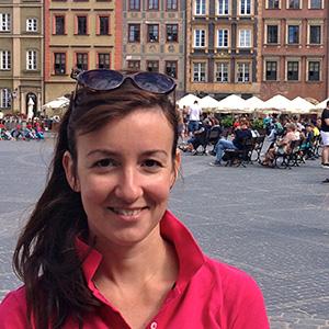 Tour Director - AGNIESZKA KULENTY
