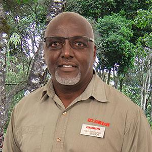 Tour Director - BENSON WANJOHI