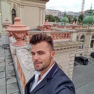 Tour Director - DAVID ROMANOV