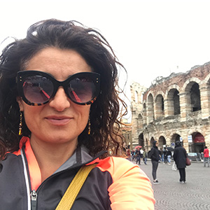 Tour Director - DANIELA SPISSU