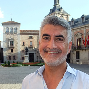 Tour Director -  HASSAN ZUMURYOT