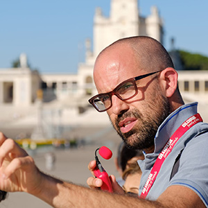 tour director JORGE LOZANO LEITAO