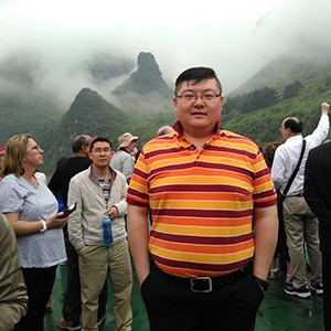 Tour Director - JERRY WU