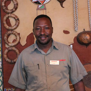 Tour Director - STEPHEN NDUNGU