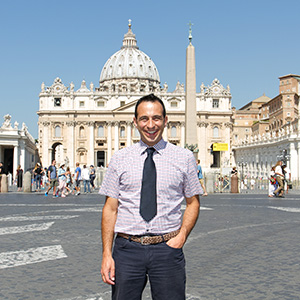 Tour Director -  SALVATORE RUSSO