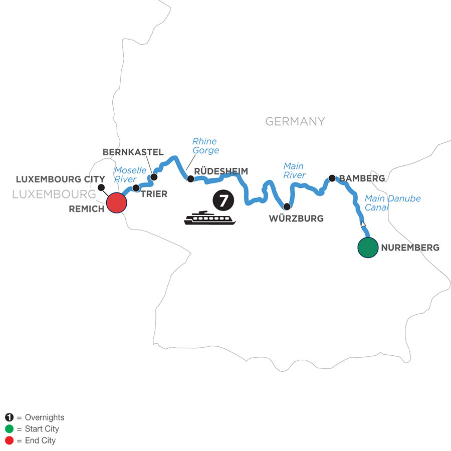 Central European Experience (Westbound)