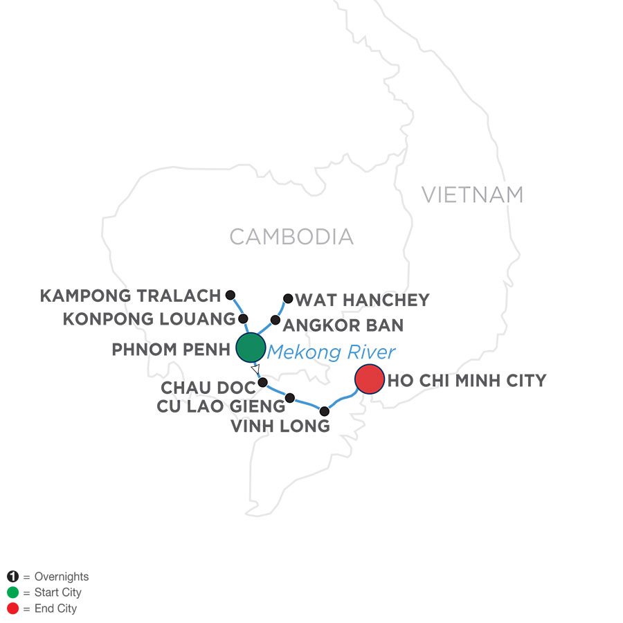 Mekong Discovery (Southbound)