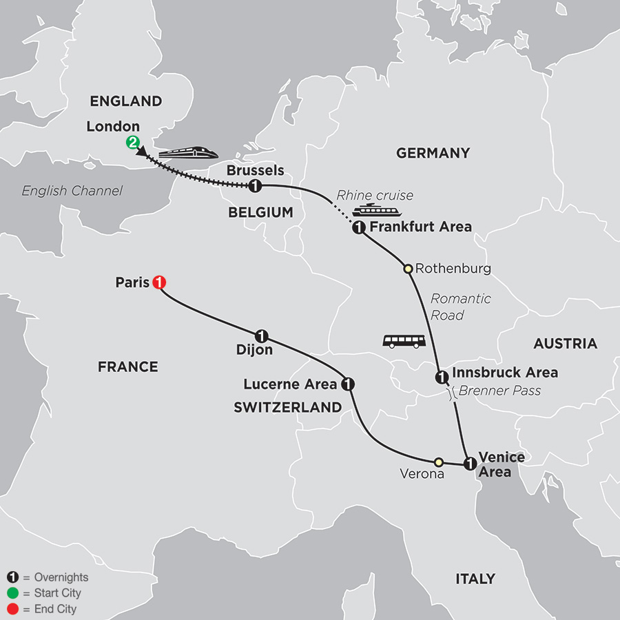 europe tour packages 2018 atlas travel