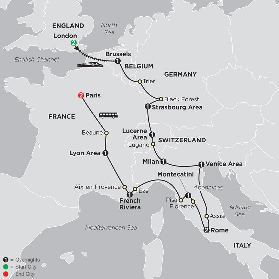 Wonders of Europe (51202018)