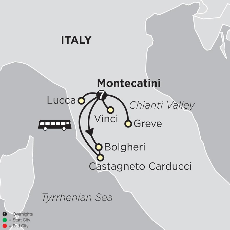 Gourmet Tuscany (62402018)