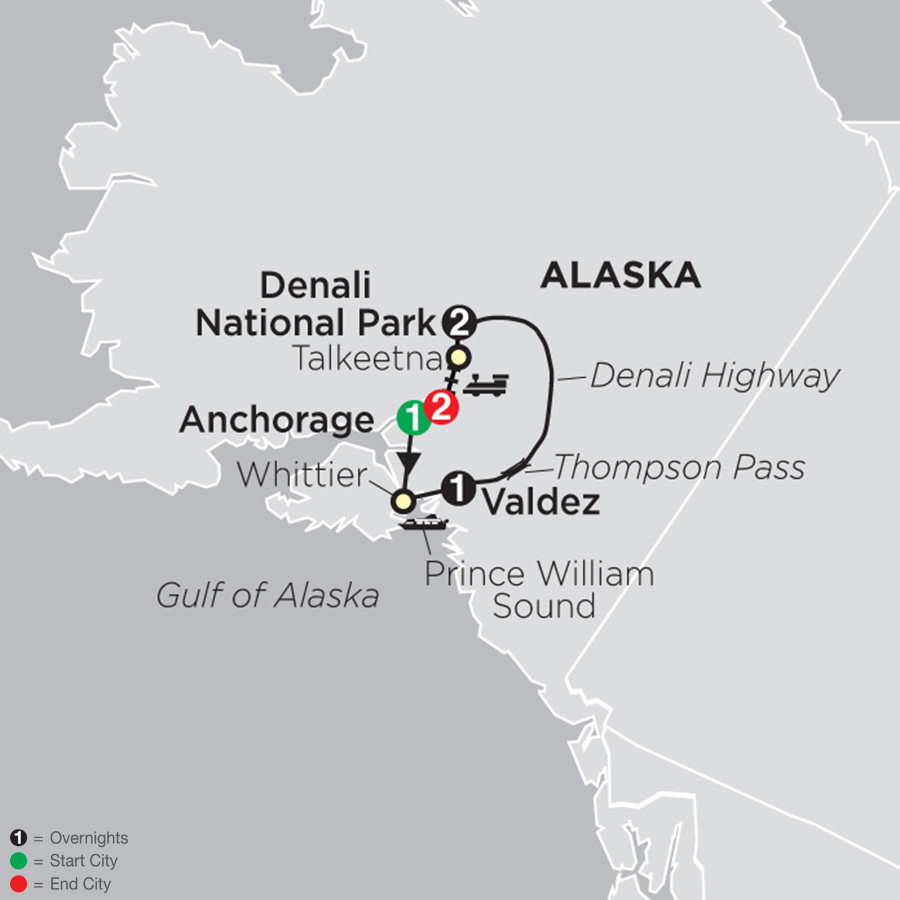 Alaskan Highlights (84202018)