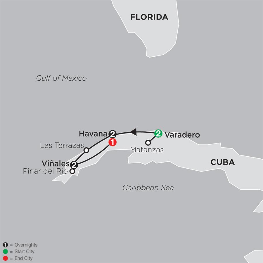 Cuba Discovery (87002018)