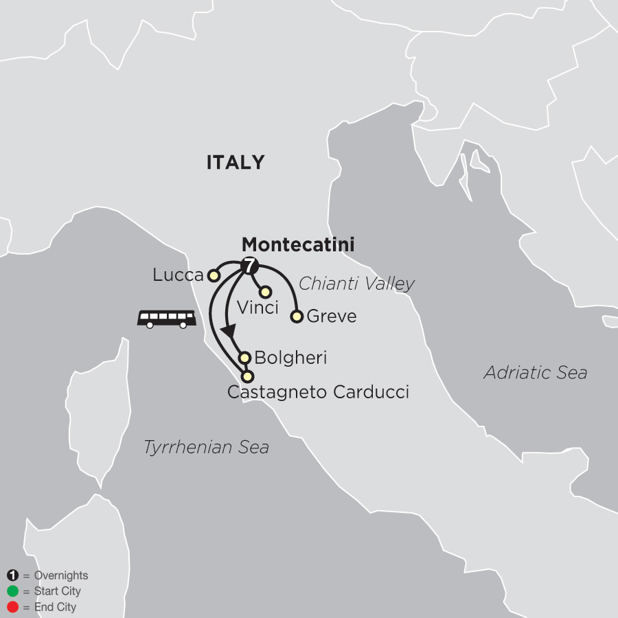 Gourmet Tuscany (62402019)