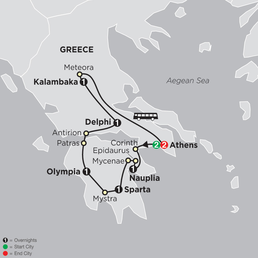 The Best of Greece (66702019)