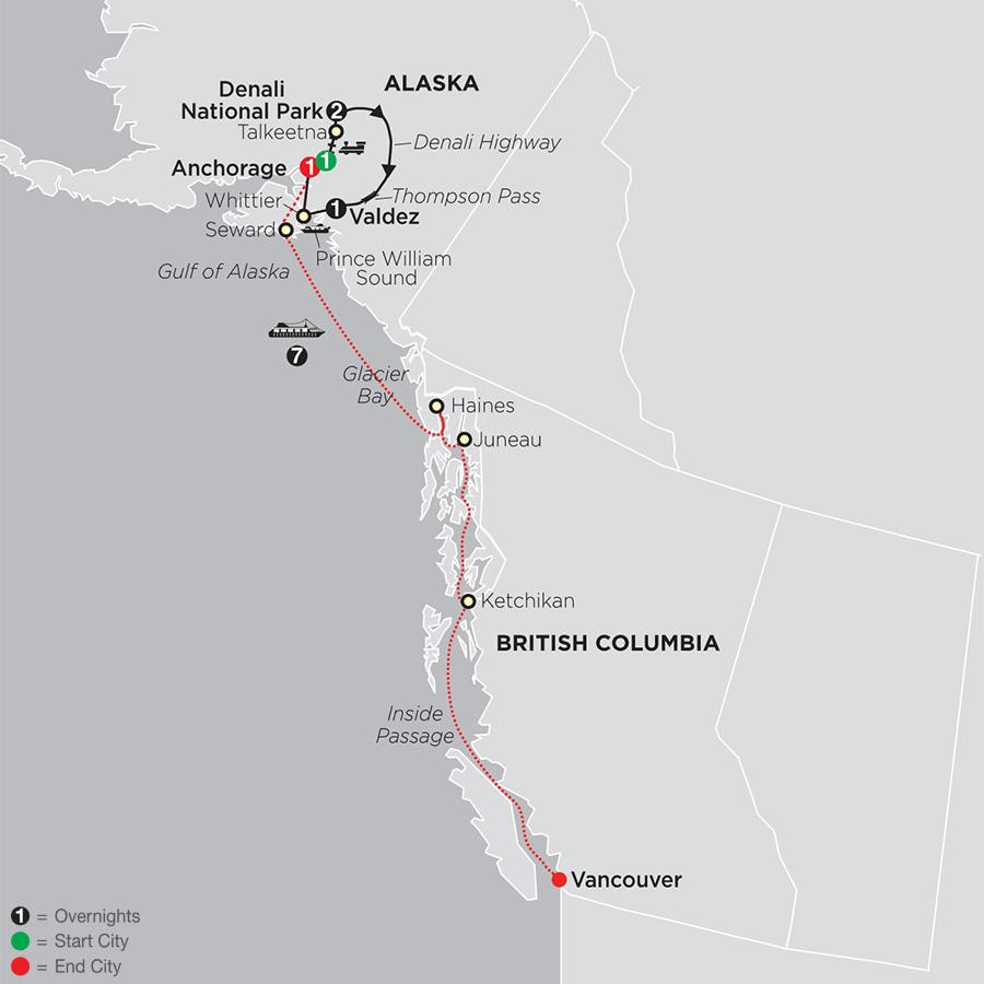 Grand Alaskan Adventure (84202019)