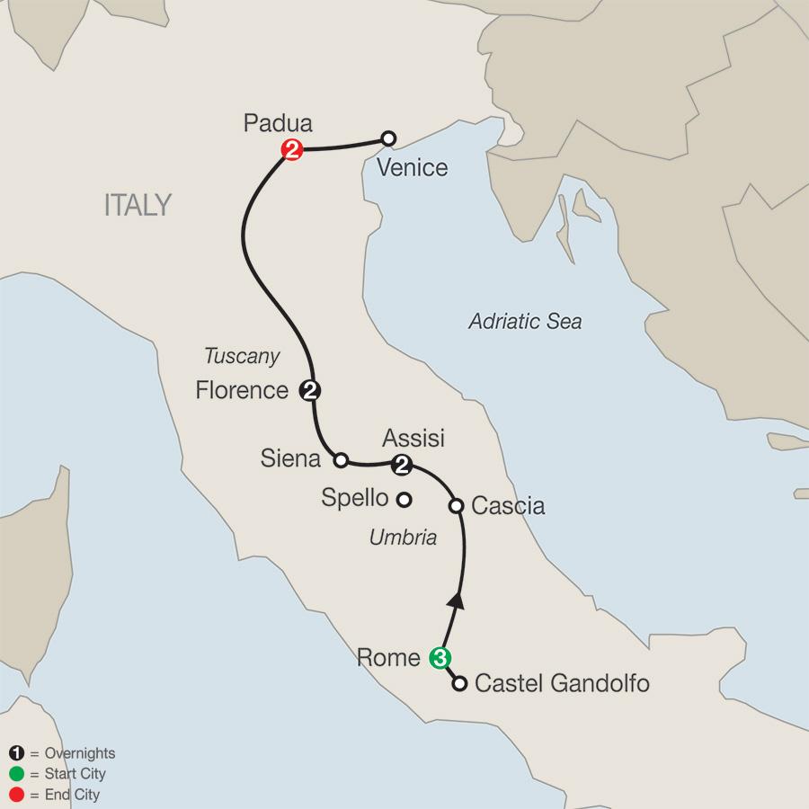 Catholic Tours Of Italy Globus Faith Tours