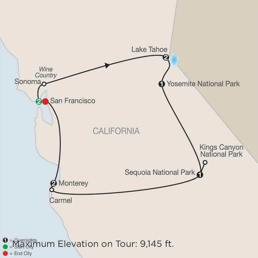 Northern Californias Finest (AL2018)