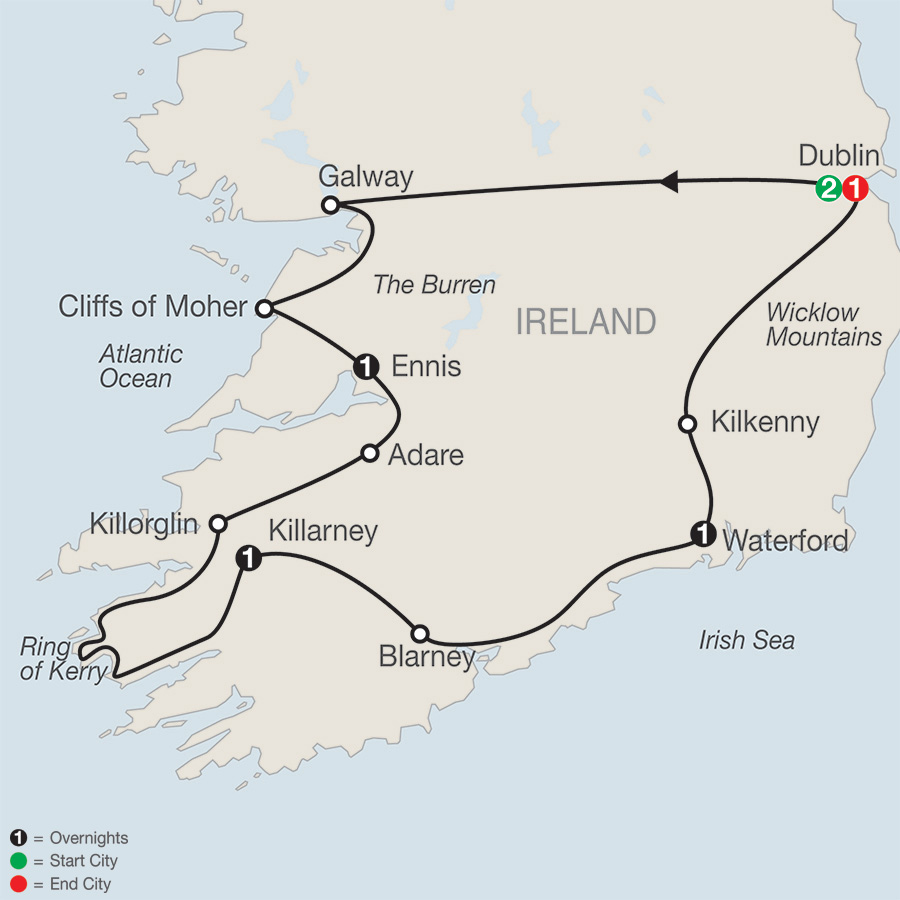Irish Escape (KAR2018)