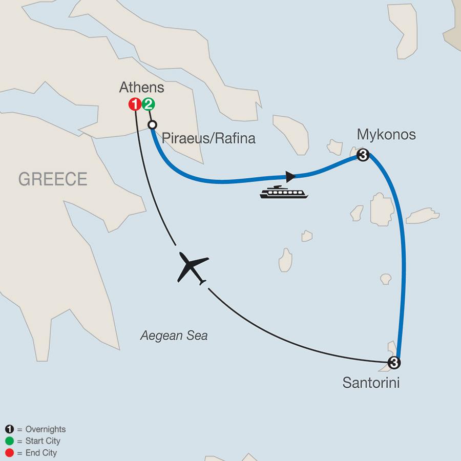 Greek Island Hopper (RM2018)