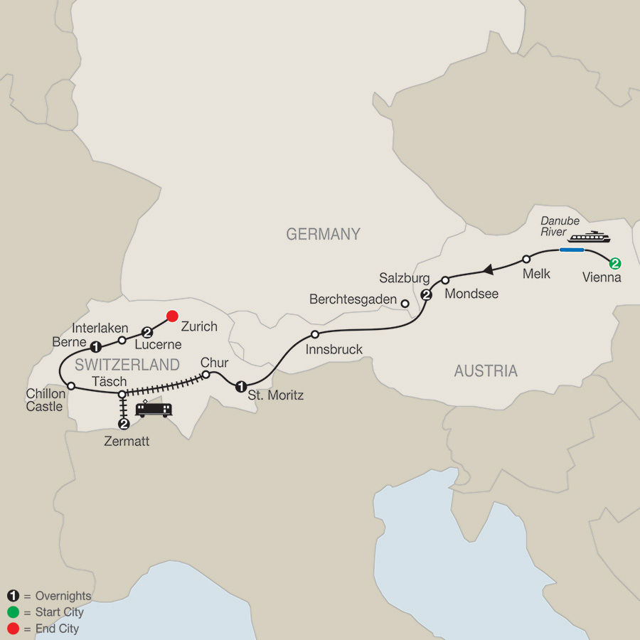 The Best of Austria and Switzerland (ZC2018)