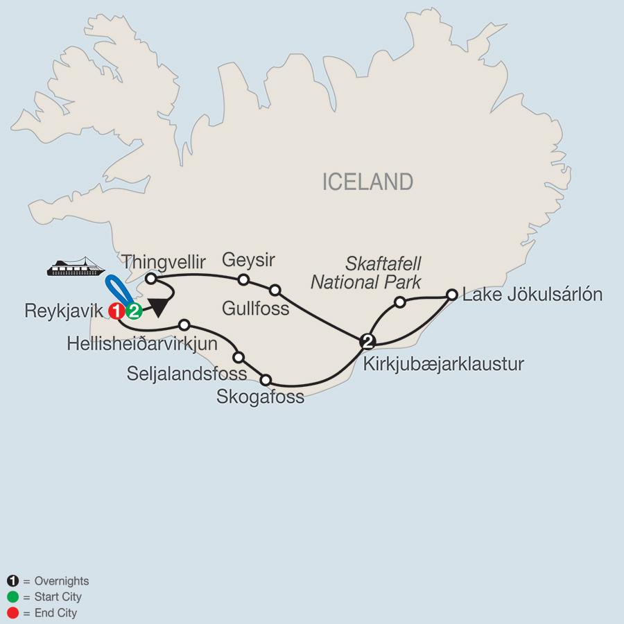 Gems of Iceland (ZRS2018)