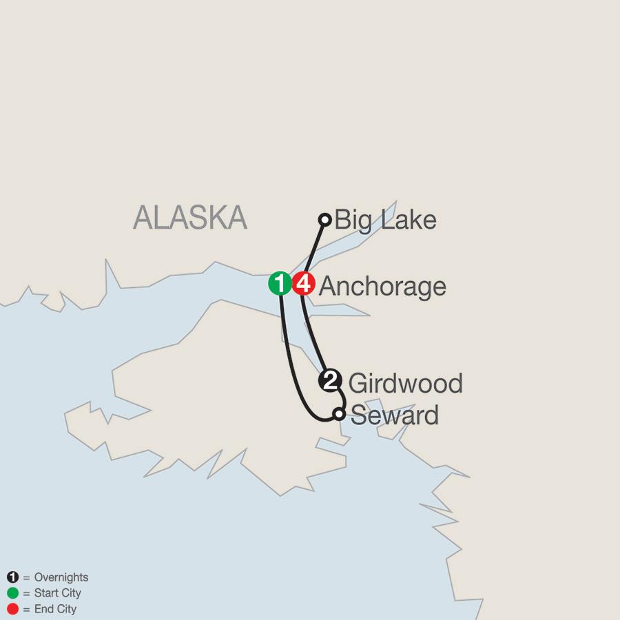 Alaskas Iditarod (AI2019)