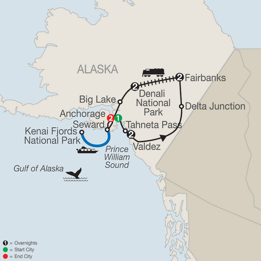 Spectacular Alaska! (AJ2019)