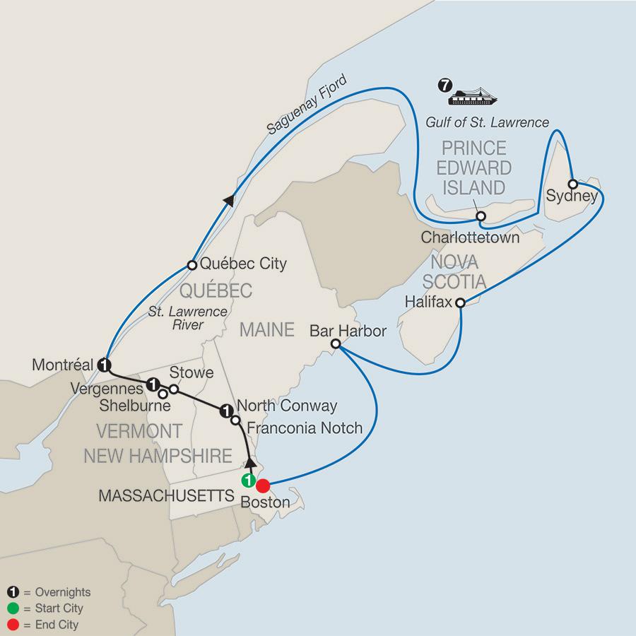 New York Washington Dc New England Tours Globus