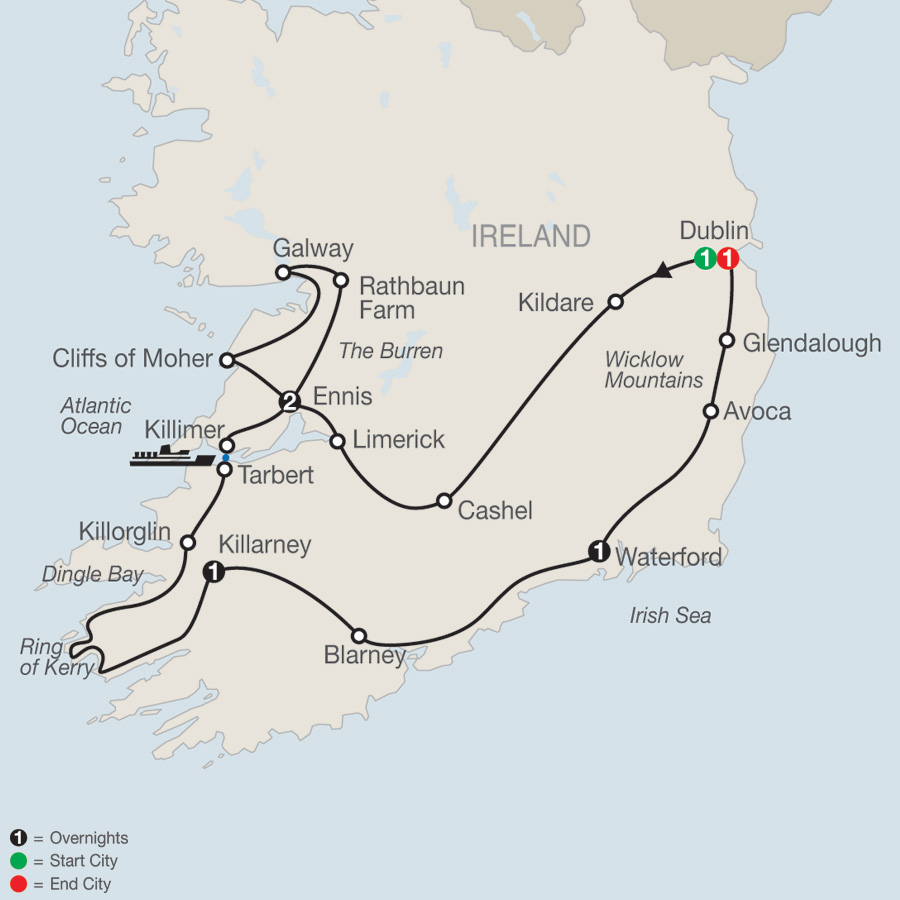 Introduction to Ireland (GR2019)