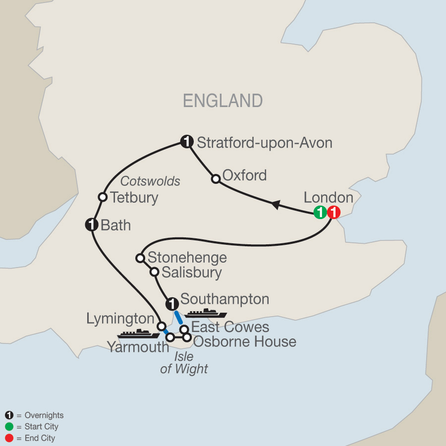 London In England Map.England Tours Globus England Vacation Packages