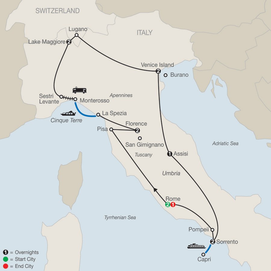 Italy Tours - Globus® Italy Travel