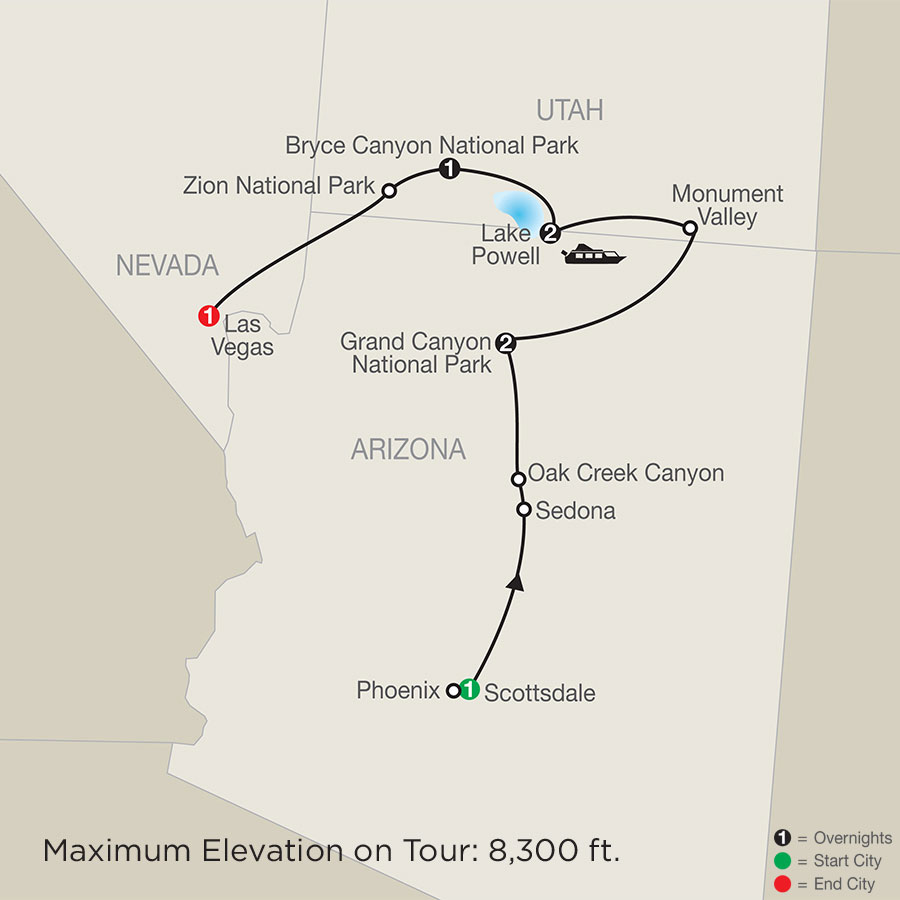 National Park Tours & Vacation Packages - Globus® Tours