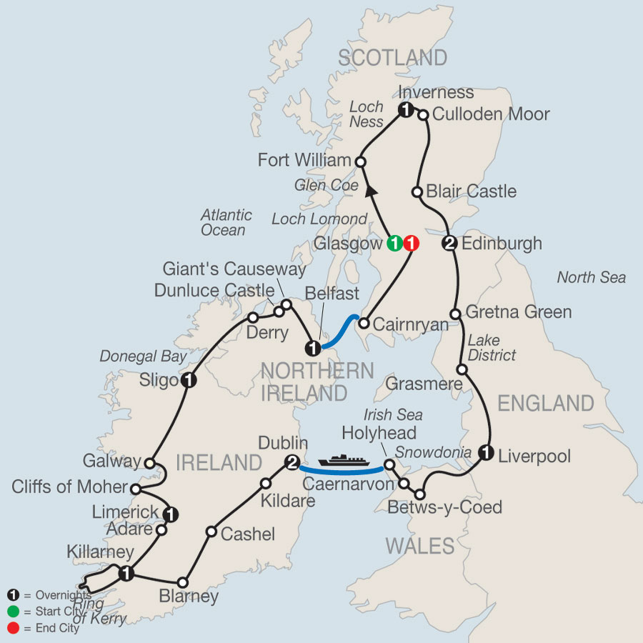 Map Of S England.England Tours Globus England Vacation Packages