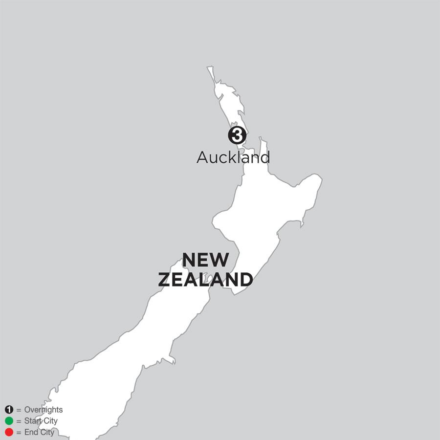 Auckland City Getaway (IPA2018)