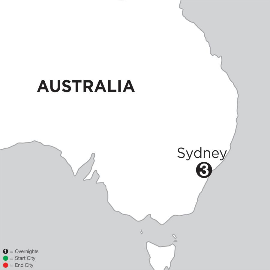 Sydney City Getaway (IPS2018)