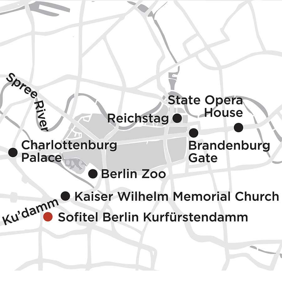 Berlin Getaway 3 Nights (ME2018)