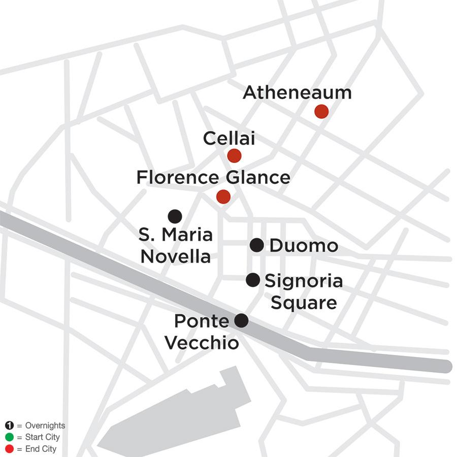 Florence Getaway 5 Nights (MQ52018)