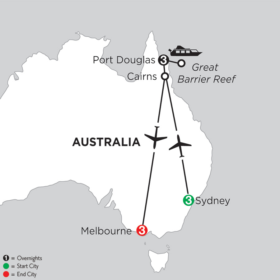 Australian Explorer (IPE2019)