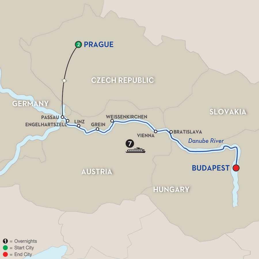 Danube Dreams – Eastbound