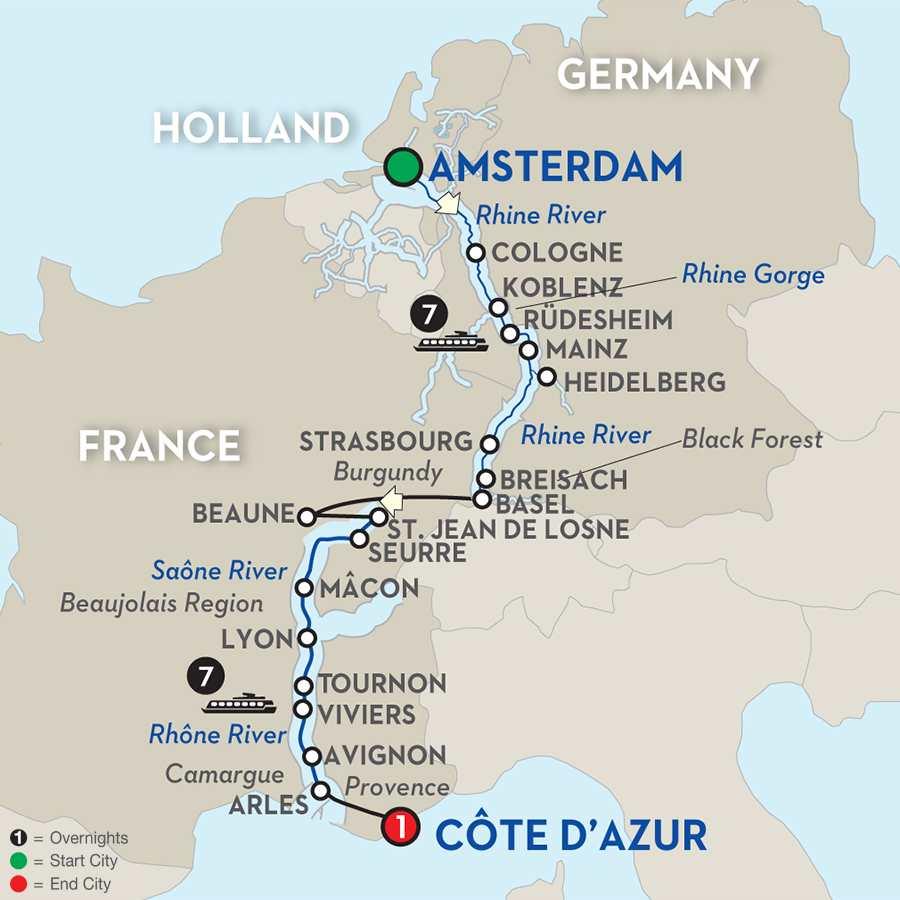 Rhine & Rhône Revealed & Jewish Heritage