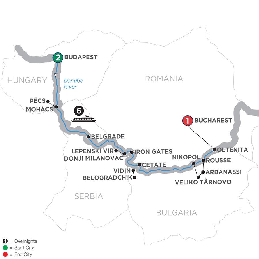 Balkan Discovery